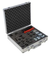 1 Stück Hebelnietmutternzange M3 M6 Blindnietmutternzange im Koffer 180 teilig